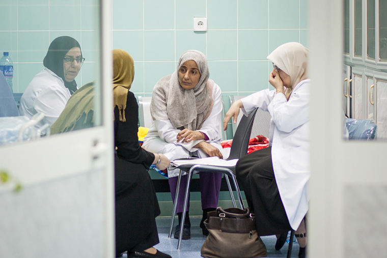 No Boys' Club—Meet The Strong Libyan Doctors We're Training