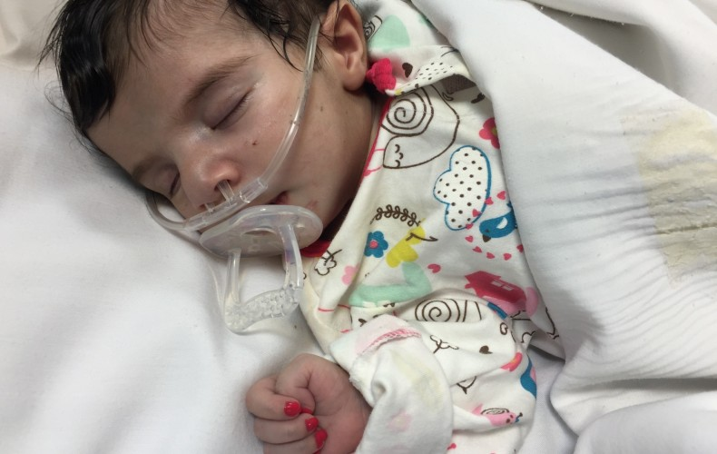 Stories from Iran—After Lifesaving Surgery, Aylin's Parents Dream About Her Future