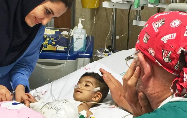 Stories from Iran—Dr. Novick's Tenacity
