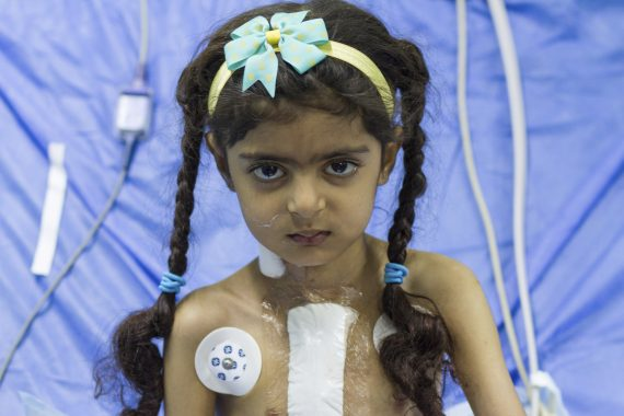 She Escaped ISIS, Now She Survived A Life-Threatening Heart Defect